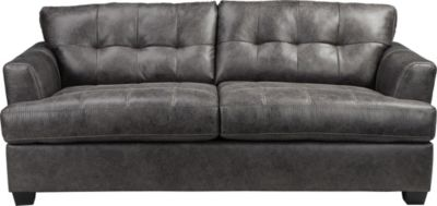 Ashley Inmon Gray Sofa
