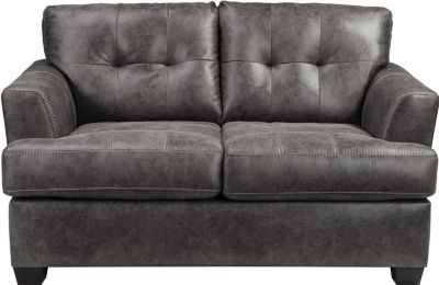 Ashley Inmon Gray Loveseat