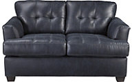 Ashley Inmon Navy Loveseat