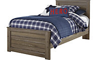 Ashley Javarin Twin Bed