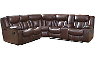 Ashley Amaroo 2-Piece Reclining Sectional