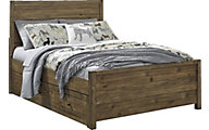 Ashley Fennison Full Storage Bed