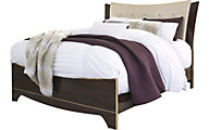 Ashley Lenmara Queen Upholstered Bed