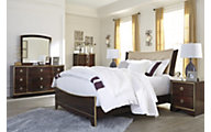 Ashley Lenmara 4-Piece King Bedroom Set