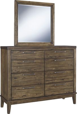 Ashley Zilmar Dresser with Mirror