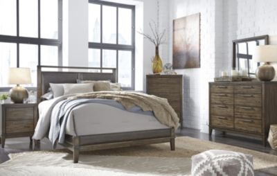 Ashley Zilmar 4-Piece King Bedroom Set