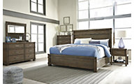 Ashley Leystone 4-Piece Queen Bedroom Set