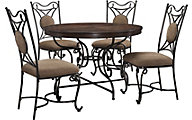 Ashley Brulind Table & 4 Chairs