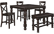 Ashley Gerlane 5-Piece Counter Set