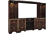 Ashley Lenmara Entertainment Center