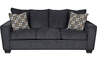 Ashley Wixon Gray Queen Sofa Sleeper