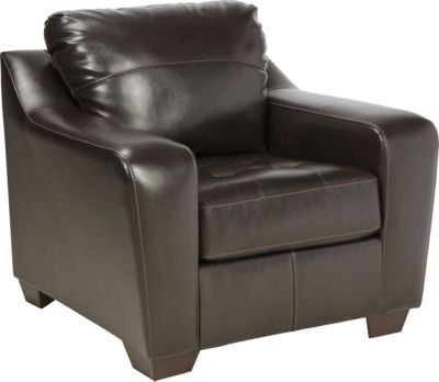 Ashley Coppell Bonded Leather Chair