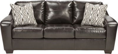 Ashley Coppell Bonded Leather Sofa