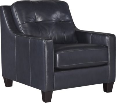 Ashley O'Kean Navy Chair