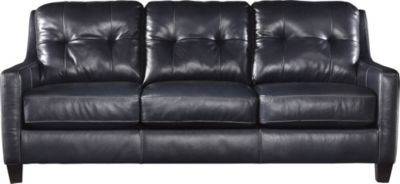 Ashley O'Kean Navy Sofa