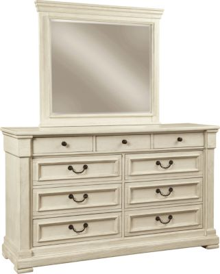 Ashley Bolanburg Dresser with Mirror