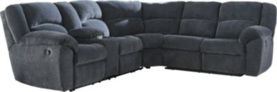 Ashley Timpson 2-Piece Indigo Sectional
