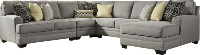 Ashley Cresson 5-Piece Right-Side Chaise Sectional