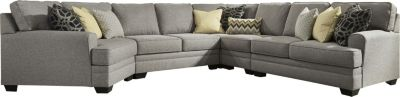 Ashley Cresson 5-Piece Left-Side Cuddler Sectional