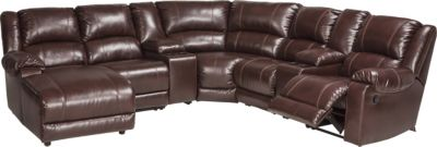Ashley MacGrath 7-Piece Sectional