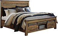 Ashley Sommerford Queen Storage Bed