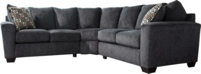 Ashley Wixon Gray 2-Piece Sectional