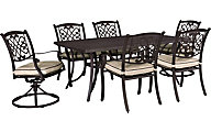 Ashley Burnella 7-Piece Outdoor Dining Set