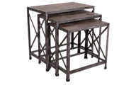 Ashley Vennilux Nesting End Tables