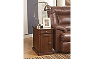 Ashley Laflorn Chairside Table with Power Port