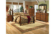 Ashley Wyatt 4-Piece King Bedroom Set