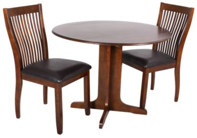Ashley Stuman 3-Piece Drop Leaf Dining Set