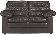 Ashley Knox Bonded Leather Loveseat