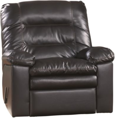 Ashley Knox Bonded Leather Rocker Recliner
