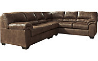Ashley Bladen 3-Piece Right-Side Sofa Sectional