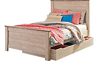 Ashley Willowton Full Bed with Trundle