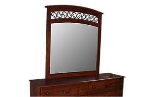 Ashley Timberline Mirror