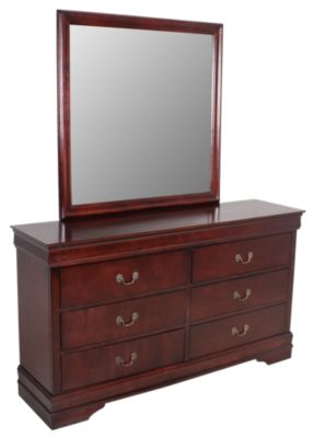 Ashley Alisdair Dresser with Mirror