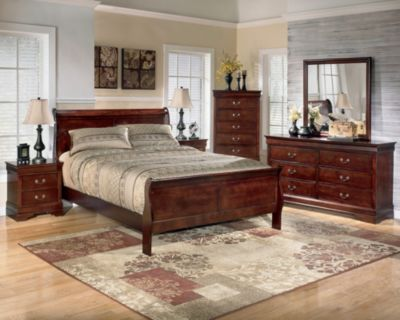 Ashley Alisdair 4-Piece King Bedroom Set