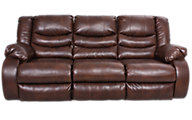 Ashley Linebacker Reclining Sofa