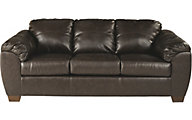 Ashley Franden Bonded Leather Sofa