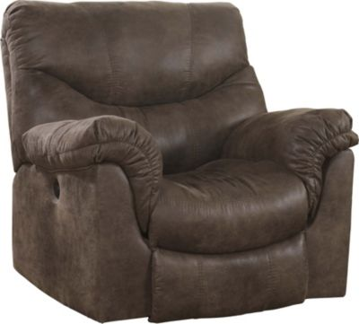 Ashley Alzena Power Rocker Recliner