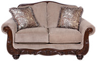 Ashley Martinsburg Meadow Loveseat