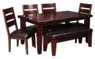 Ashley Larchmont 6-Piece Dining Set