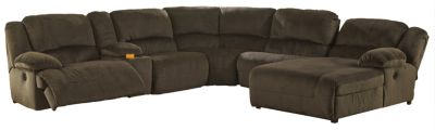 Ashley Toletta 6-Piece Power Reclining Sectional
