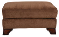 Ashley Montgomery Ottoman