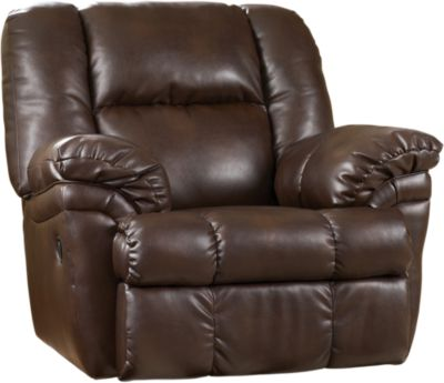Ashley Walsenburg Rocker Recliner