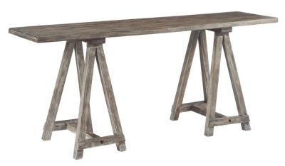 Ashley vennilux console table homemakers furniture for Homemakers furniture coupons