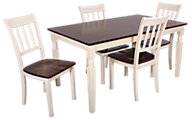 Ashley Whitesburg 5-Piece Dining Set