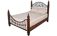 Ashley Wyatt King Bed
