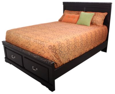Ashley Esmarelda Queen Storage Bed